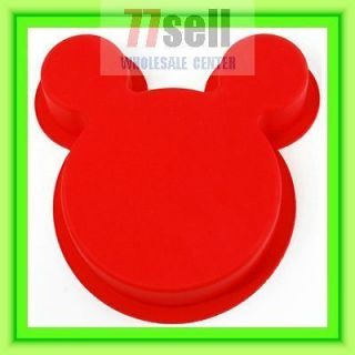 Mouse Cake Silicone Mould Party Cake Pan Jelly Maker Chocolate Mould