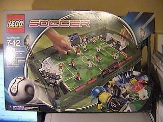 Newly listed Lego Grand Soccer Football Stadium 3569 New Building Toy