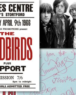 jimmy page autograph in Entertainment Memorabilia