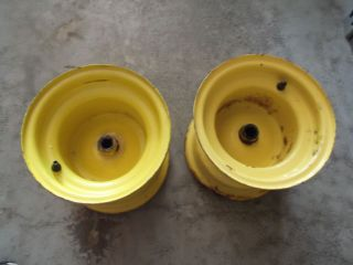 john deere rear rims in Home & Garden