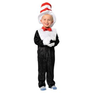 Boys Girls Kids Childrens Cat in The Hat Fancy Dress Book Week/Day