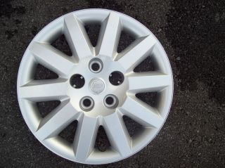 OE NEW Chrysler Sebring Hubcap Wheel Cover 2007   2010 16 Factory
