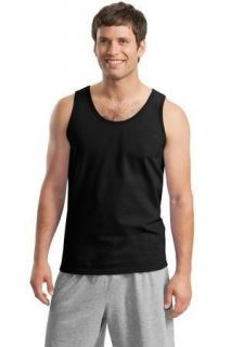 Mens Ultra Cotton Tank Top Any Size ANY Color 2200 ADULT SMALL TO 2XL