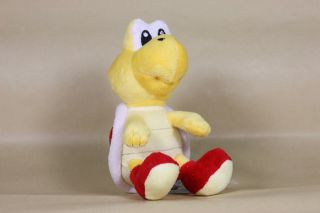 RED KOOPA TROOPA 6 15CM SUPER MARIO BROS PLUSH TOY