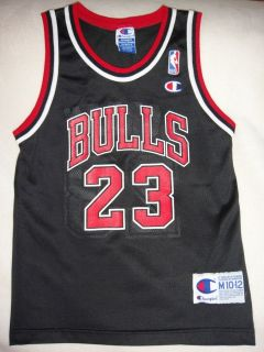 Vintage Michael Jordan Chicago Bulls #23 Jersey by Champion  Youth M
