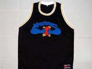 TUNE SQUAD SPACE JAM MOVIE JERSEY BLACK MICHAEL JORDAN NEW ANY SIZE