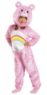 Care Bears Pink Animal Cute Dress Up Halloween Toddler Child Costume