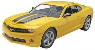 Revell 1/25 10 Chevy Camaro SS Plastic Model Kit NEW TOOLING 2 n 1