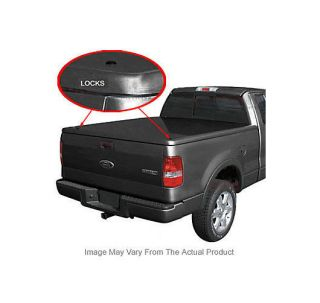 New Garage Pro Tonneau Cover Truck F550 Fiberglass One Piece Hinged