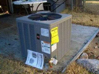 TON CENTRAL AIR CONDITIONING CONDENSING UNIT A/C