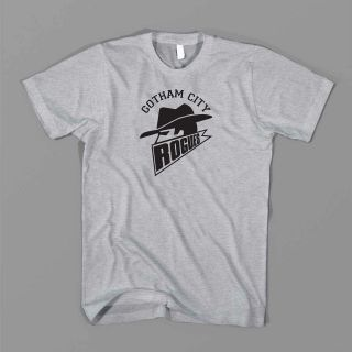 GOTHAM CITY ROGUES BATMAN THE DARK NIGHT RISES MOVIE FUNNY TEE TSHIRT