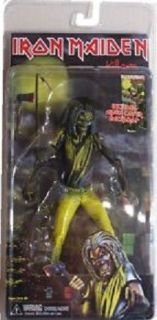 NECA IRON MAIDEN KILLERS 7 ACTION FIGURE NEW 33794