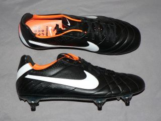 Mens Nike Tiempo Legend IV SG soccer cleats shoes mens 454330 018