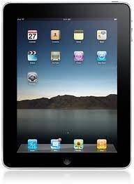 Apple iPad 1st Generation 16GB, Wi Fi, 9.7in   Black With Apple Case