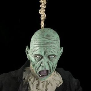 Fester Hanging Corpse   Halloween Haunted House Prop   AM667