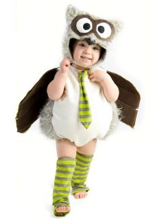 Princess Paradise Edward the OWL Costume Baby Infant Toddler 6 9 12 18