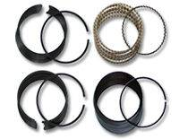 00 08 Dodge Dakota Durango 4.7L SOHC MOLY Piston Rings