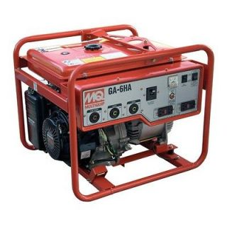 Recoil or Electric Start 6000 Watt Honda GX340 Portable Generator