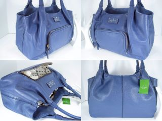SPADE STEVIE BAXTER STREET PURSE~SHOULDER BAG~DENIM BLUE~NWT
