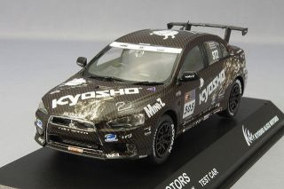 MITSUBISHI LANCER EVOLUTION X ALICE MOTORS SUPER TAIKYU TEST CAR