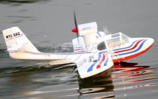 EPO Seaplane Brushless Electric RC Airplane Rx R PnF ARF Sea Plane