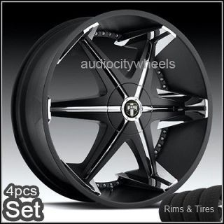 26inch Dub Wheels and Tires for Land Range Rover Rims