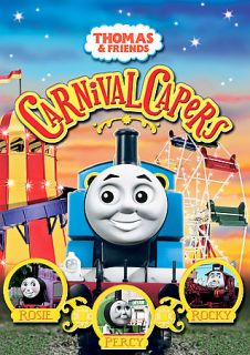 Thomas Friends   Carnival Capers DVD, 2007
