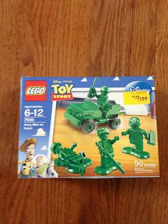 Newly listed Lego 7595 Toy Story Army Men On Patrol. Factory sealed