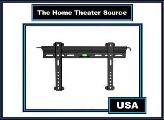 New Ultra Slim Low Profile Flat TV Wall Mount Bracket Fits/For 23 32