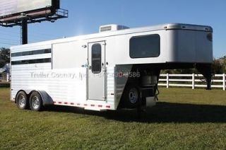 horse trailers living quarters in  Motors