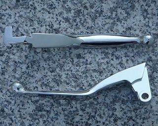 Yamaha Road Star 1600 1700 & Warrior CHROME LEVERS