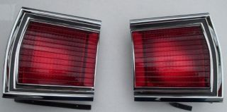 67 Dodge Dart Tail Lights PAIR NEW 1967 GT GTS (Fits Dodge Dart