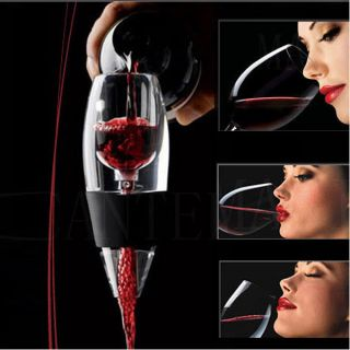 Magic Decanter Quick Red Wine Aerator D 320