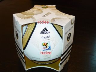 Authentic Official FIFA World Cup Soccer Final Game Match Ball Adidas
