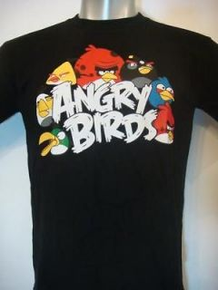 angry birds t shirt in Kids Clothing, Shoes & Accs