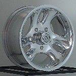 15 inch Wheels Rims Chevy 15 GMC Truck Astro Van 5 Lug 5x5 AR Polished