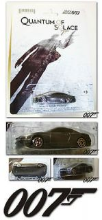 007 Quantum Of Solace Aston Martin DBS Diecast Toy Car Collectible