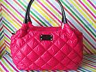 Kate Spade Chestnut Ridge Beyla Stevie Shoulder Bag Handbag Purse Red