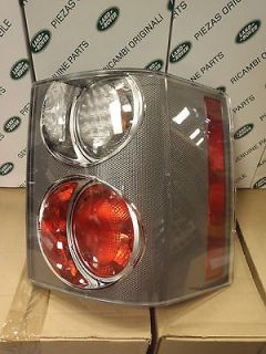 LAND ROVER RANGE ROVER TAIL LIGHT Right Side / Clear & Red 2006 2009