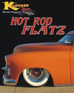 HOT ROD FLATZ COLOR CHART Flat Auto/Car Paint Chips Rat