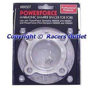 Products 81007 Harmonic Balancer Damper Pulley Spacer sb Ford .950