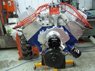 BBF 429/460 bored to 532ci with 823hp, ford racing crate engine