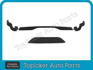 2005 2012 TOYOTA TACOMA REAR BUMPER SIDE TOP PAD / LOW PAD 4PC NEW