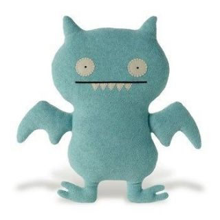 Ice Bat Blue Classic Ugly UglyDoll Childrens Kids Plush Stuffed Animal