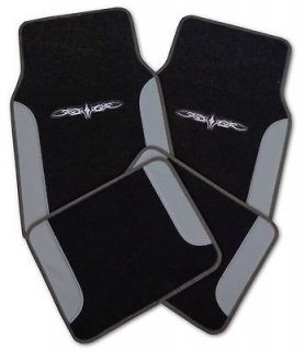 Car Truck Auto Interior Floor Mats Set #4 (Fits Jeep Grand Cherokee