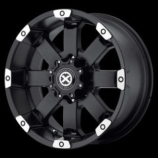 20 Inch Black Wheels Rims Chevy Avalanche Tahoe Truck GMC Sierra