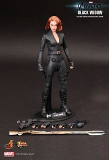 Hot Toys MMS178 The Avengers BLACK WIDOW 1/6th scale Black Widow