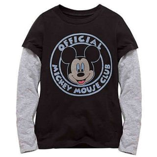 mickey mouse club shirt in Clothing,