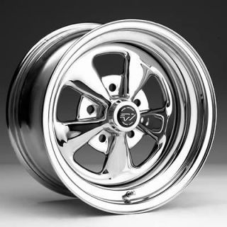 Wheel Vintiques 03 Series Comet Chrome Wheel 15x7 5x4.5 BC