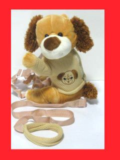 IN 1 KIDS TODDLER BABY PUPPY DOG BEAR SAFETY HARNESS BUDDY LEASH